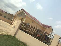 new 2 bedrooms self compound house