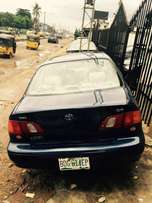 Few months used 2001 Toyota Corolla