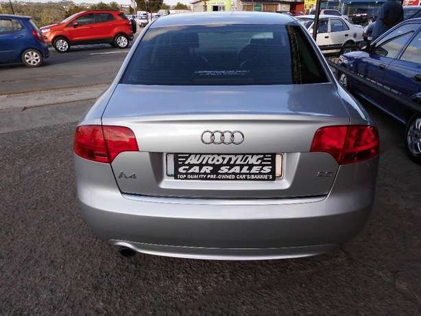 Autostyling Car Sales-East London-07 Audi A4 2.0L S/Line only R99995 ! East London - image 3