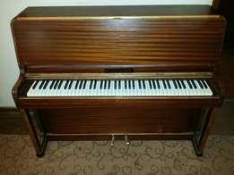 B.Squire Piano newly refurbished