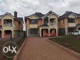 Modern 4 Bedroom house in Matasia Ngong