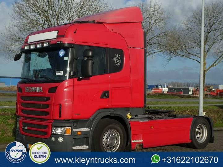Scania G440 hl ret. e6 524 tkm - 2013