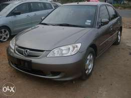 Very clean honda civic for sale