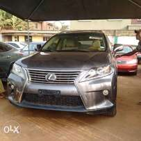 A clean toks 2012 on belt Lexus RX350 face lifted to 2014 for sale