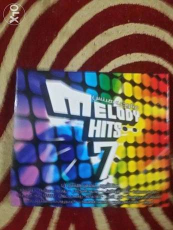 CD originalMelody Hits Vol.7