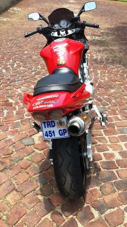YAMAHA FZS 1000 for sale Delville - image 3