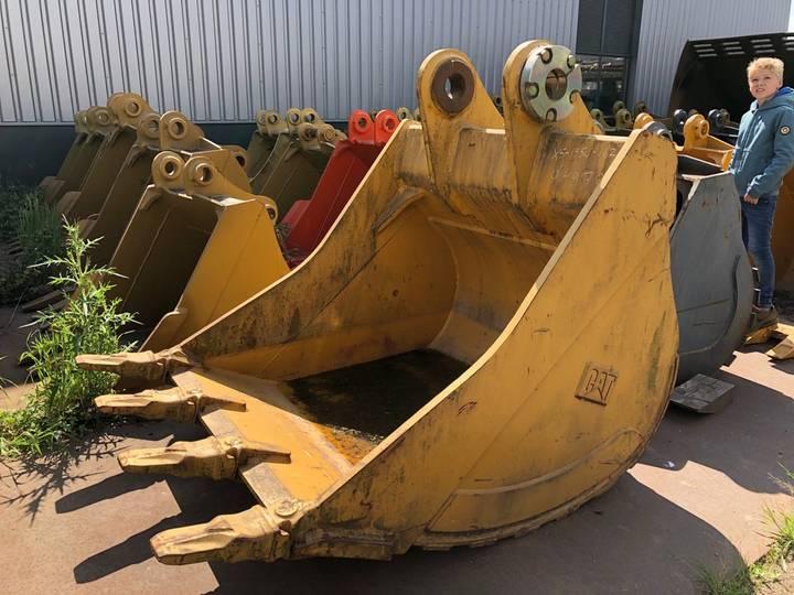 Caterpillar 336D bucket 1.62m³ ORIGINAL CAT 2008 UNUSED - 2019