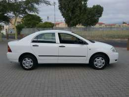 Looking for a Toyota Corolla 140i or 160i