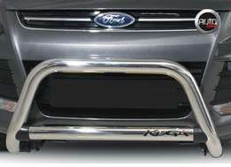 Ford Kuga stainless steel Nudge bar