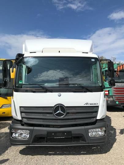 Mercedes-Benz 816 ATEGO Euro 6 ISOLIERT KOFFER 72000KM - 2016