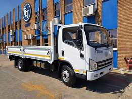 Great Secial new 5 Ton FAW Trucks COMPLETE DROPSIDE Free Service Plan