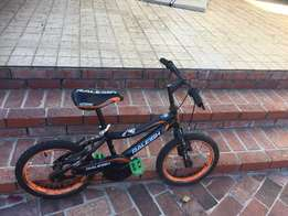 Second hand 16 inch Kid Bicycle Raleigh