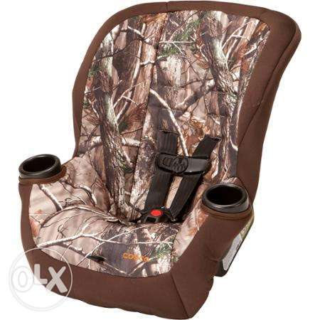 american cosco carseat different colours available