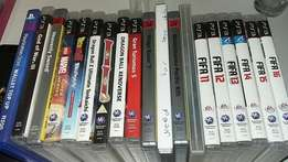 Play station 3 & Games