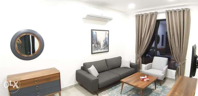 Brand new amazing 1bhk flat for rent in Suqaya