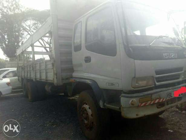 Working Isuzu Fvx 6x4 manual.KBL. Kiambu Town - image 3