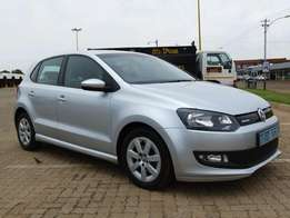 2012 Volkswagen Polo 1.2 TDI Bluemotion R159 950
