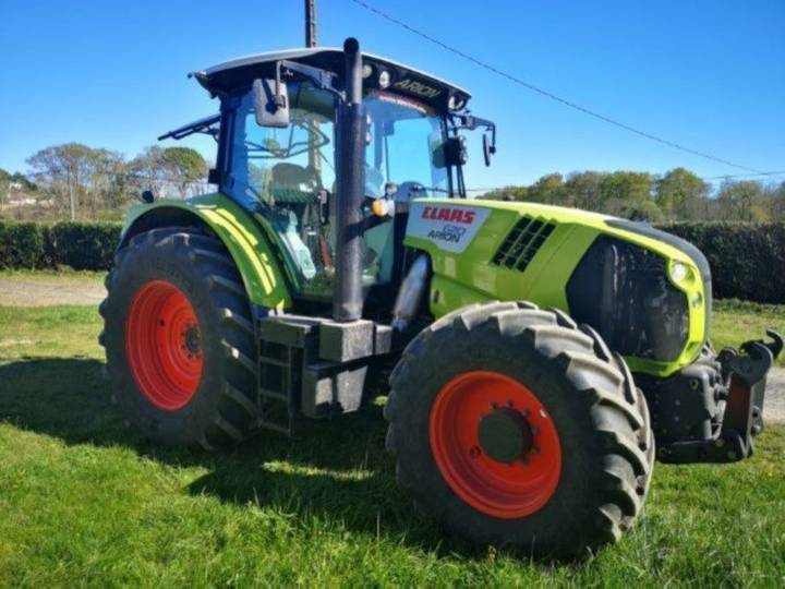 Claas arion 620 cis - 2016 - image 2