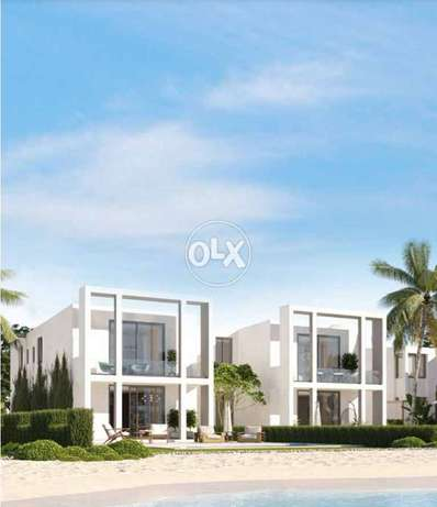 twinhouse for sale in Dbay North Coast Taweer Misr fully finished