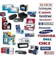 Toner and in cartridges refill,all printer brands