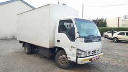 Great Light Truck DEAL ! ! Isuzu NKR 4.3 Diesel Di