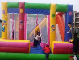 Bouncing Castle , Trampoline ,Candy Floss Machine