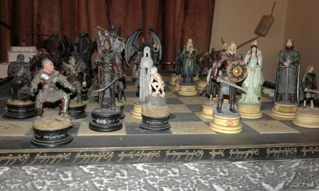 Lord of the Rings Chess Collection Esplanade - image 5