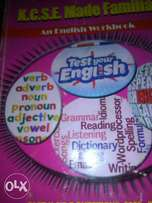 Kcse made familier book
