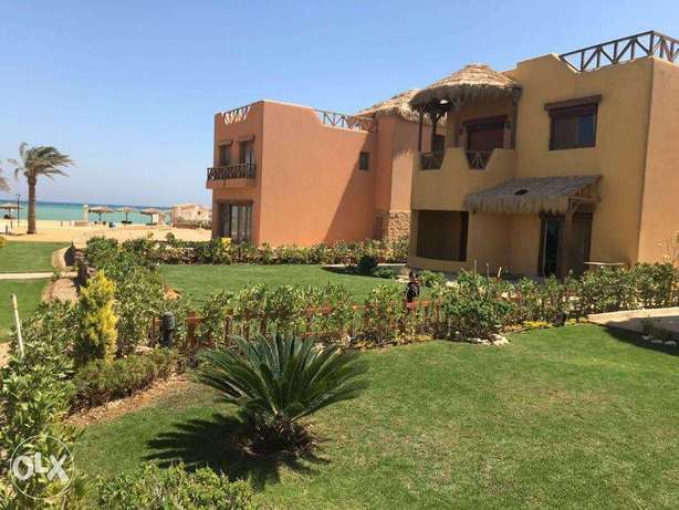 A Very Prime Location Villa at Mountain View 2 Ain Sokhna for Sale 320