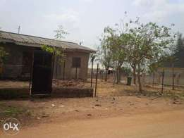 Corner Piece Bungalow at Phase 2, Kubwa facing two streets