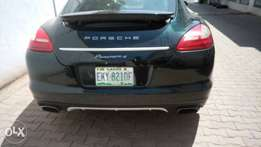 Porsche Panamera only, give away price