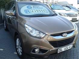 Hyundai IX35 2.0 EXECUTIVE Manual
