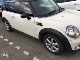 Mini Cooper 2008 to swap for 4x4 SUV or d/cab