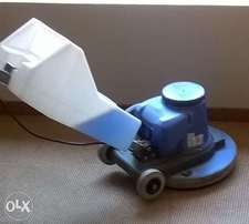 brand new cleaning equipment