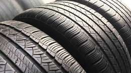 275/40/19 Runflat tyres for sale