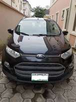 Super Clean Ford Ecosport 2014