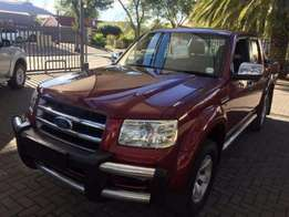 2009 Ford Ranger 3.0 TDCi Hi-Trail XLE Double Cab,