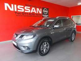 2016 Nissan X-trail 2.5 CVT SE Tech and 7 Seater