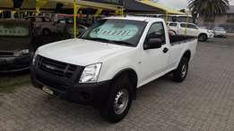 2011 Isuzu KB 250 D-Teq Fleetside Pick Up Single Cab