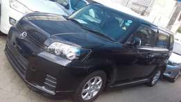 Toyota Rumion,black colour,kck,2010model.