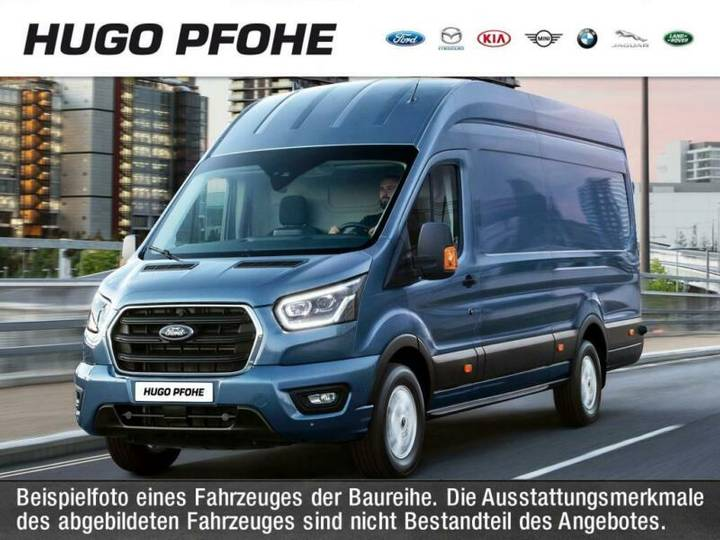 Ford Transit 350L3H3 Express-Line 2,0TDCi 96kW Front