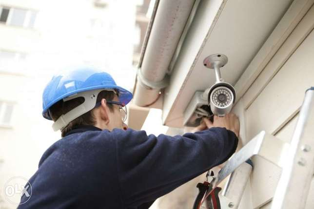 Manatinace and saleing cctv networking