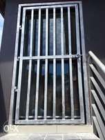 Pallisade fencing and steel fabrication