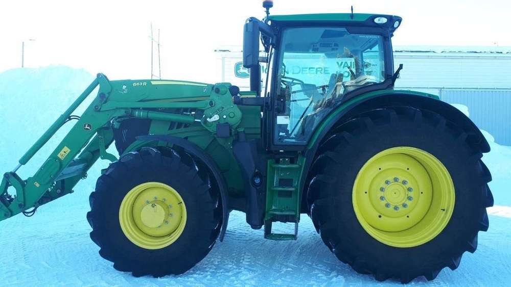 John Deere 6215r Traktori - 2016 - image 8