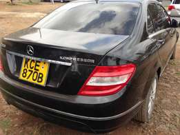 Mercedes Benz C200,pay 60% and clear in 8months