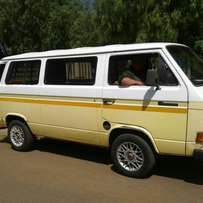 Vw Microbus 2.1 leather seats R44999 cash