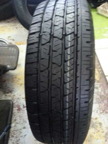 255/70R16 brand new tyres Continental cross contact on sale for bakkie Pretoria West - image 4