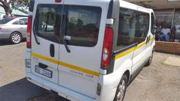Opel Vivaro CDT very economical and efficient. Drives very smooth