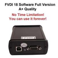 Fvdi 18 software version