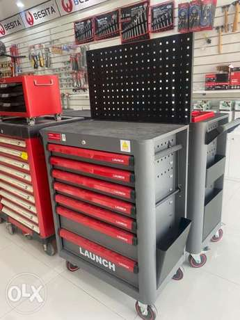 Tool Trolly with 375 PCs